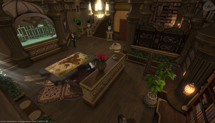 how to make a loft in ffxiv