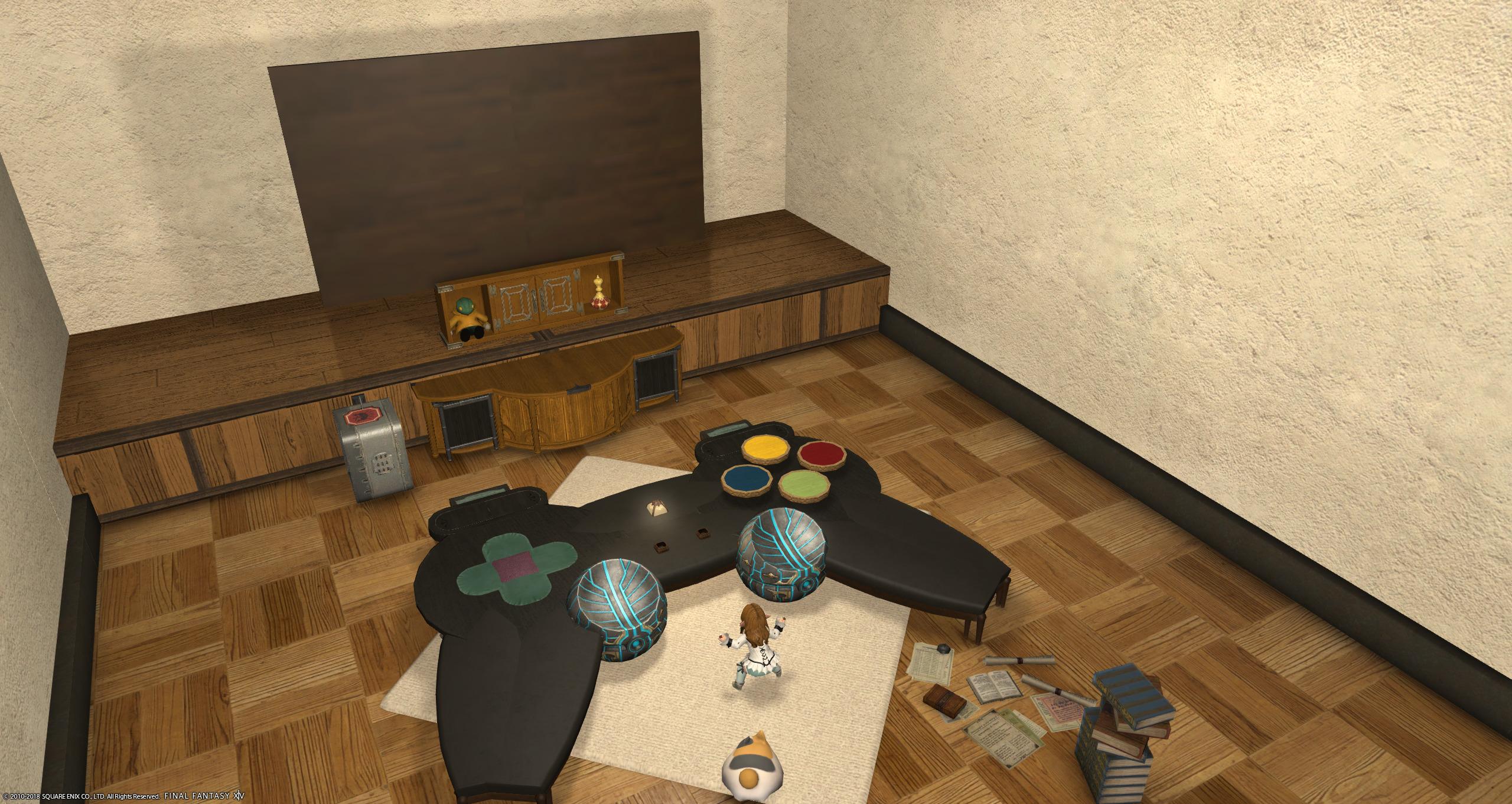部屋 ゲーム