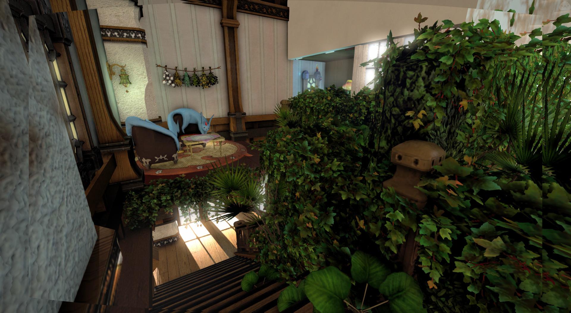 地下植物園のある家 | HOUSING SNAP